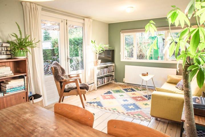 Boshuis Veluwe // Heerlijk huisje in Hoenderloo
