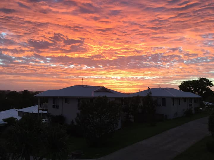 Spectacular Sunsets in beautiful Cooroy