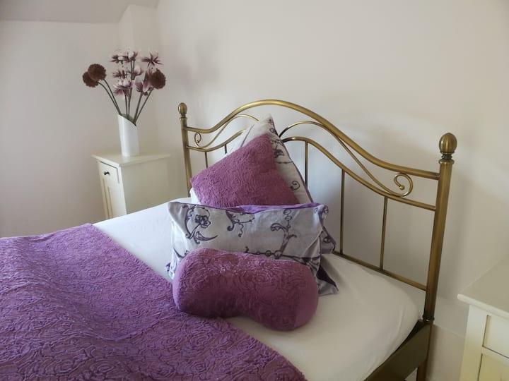 2-Zimmer-Suite im Gartencarré Südstadt Altbauflair