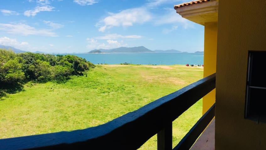 Apartamento_Vista para o Mar na Praia da Pinheira