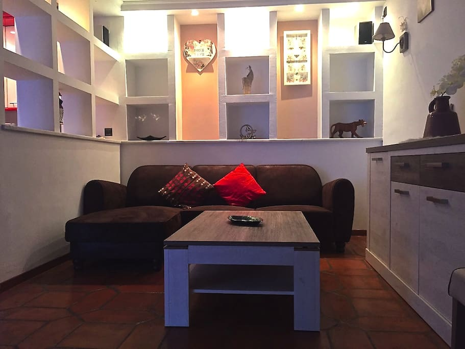 Salón/ Living Room