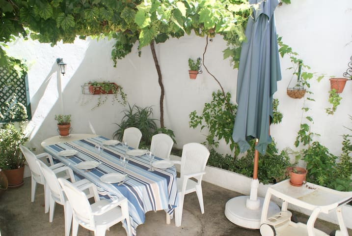 Orange tree yard - Tomar - Departamento