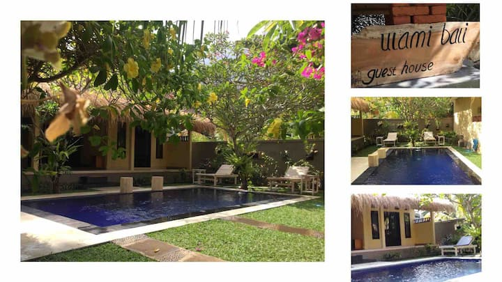 Ulami Bali Tejakula - Dolphin Pool View