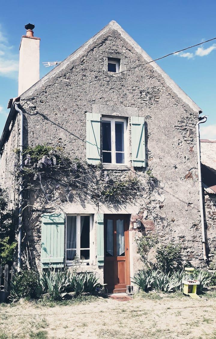 Maison au cœur de la Bourgogne