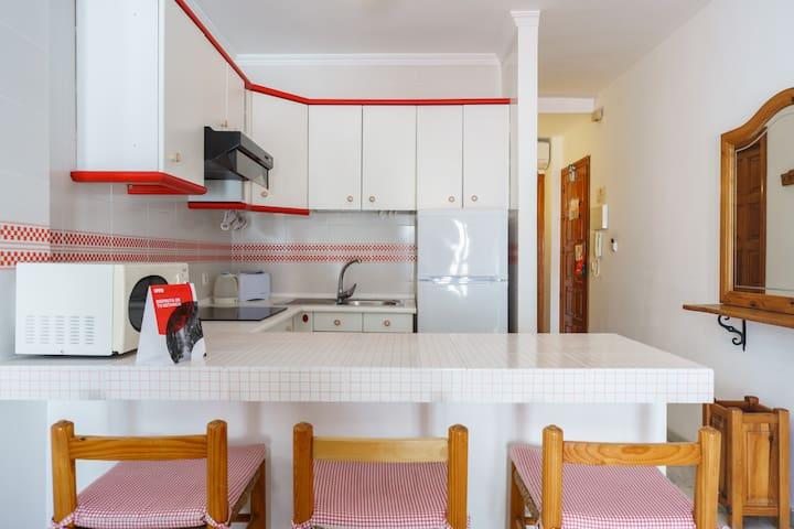 One Bedroom Apartment 4 in Apartamentos Pepe Mesa