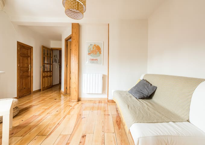 Cozy & bright apartment Madrid city center! Wifi! - Madrid - Wohnung