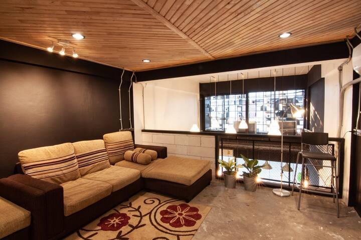 Haihostel - 6-Beds Mixed Dormitory