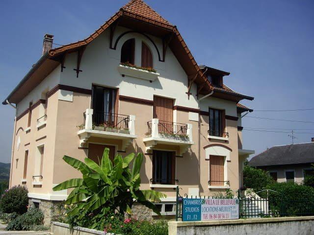 VILLA BELLEVUE * - Challes-les-Eaux - Appartement