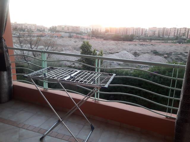 Bonne location trop calm place de lux à marrakech