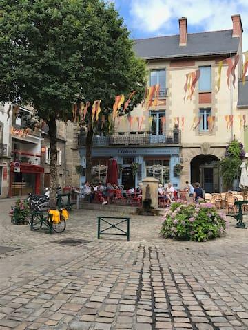 Place aux Roues