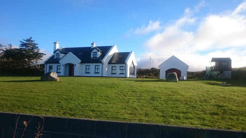 Tigh Seoige Atlantic Shore - Galway - Bed & Breakfast