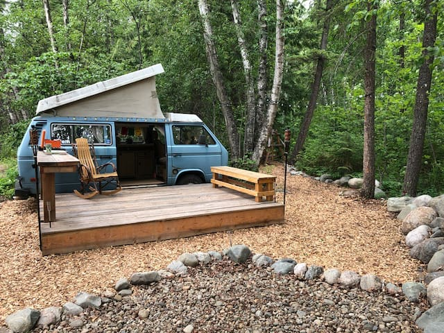 AirWesty Glamping - Hangloose Westy