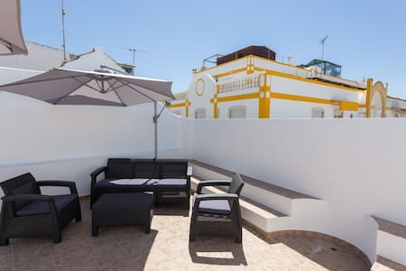 Charming and typical in Algarve - Apartment