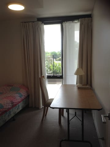 Cosy room with single bed BR2 - Waitara - Byt