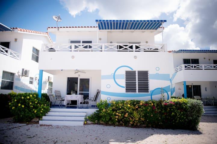 Te huur onze prachtige 6 pers.bungalow in Westpunt - Sabana Westpunt - Hus