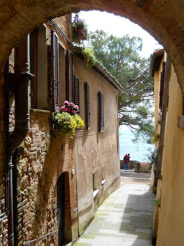 Lovely apartment in historic centre - Montepulciano - Apartment