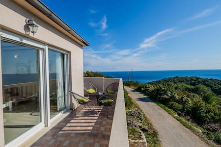 Beautifull Villa Luana With Amazing Sea Views