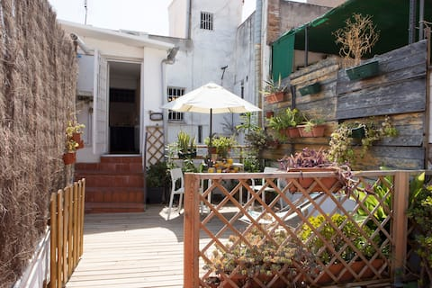 Mercado Terrace Loft