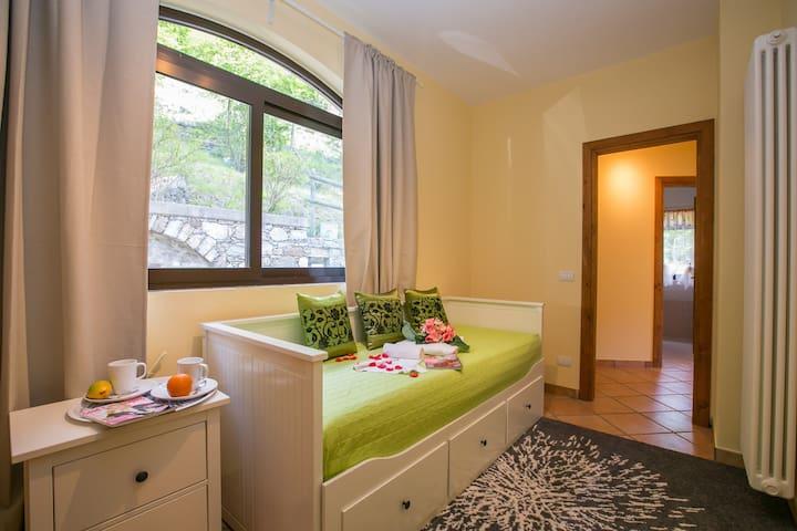 Annex Bedroom to Master Bedroom