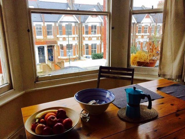 Private double room, NW6 Kensal Rise/Queen's Park - London - Rumah