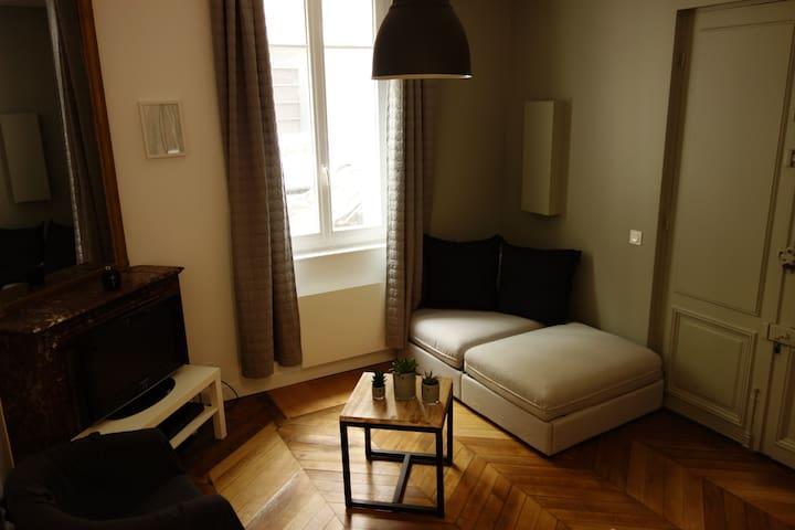Appartement Bastille Gare de Lyon 30 m2 - calme