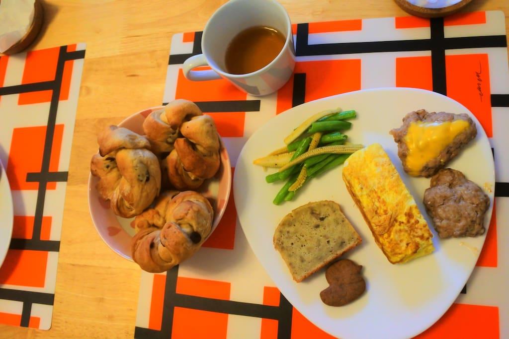 新小鐵道手作早餐
