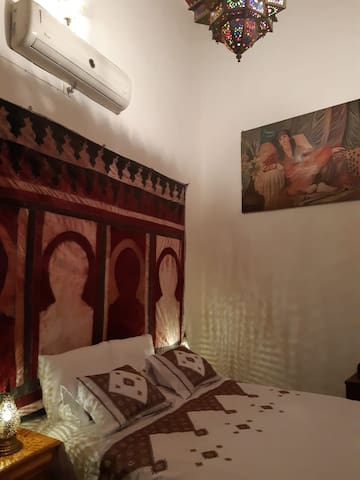 Chambre à Fés Rokaya Riad Dar Fes