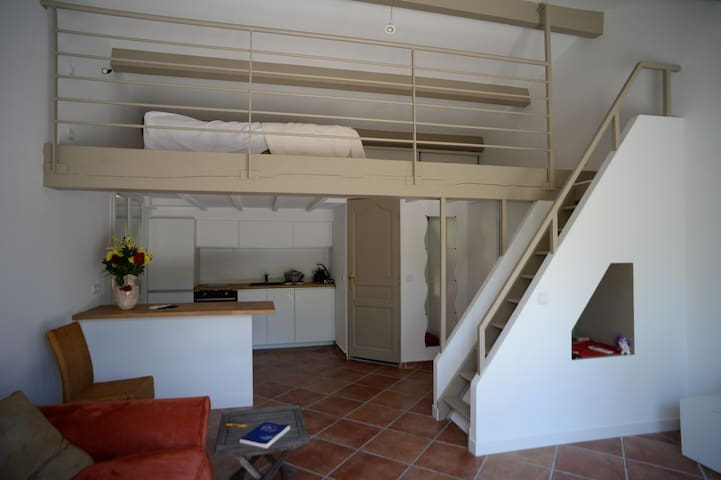 Charmant studio en Provence