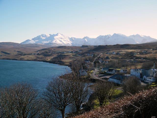 Tigh Fraoich, Carbostbeg, Skye - Skye - Casa
