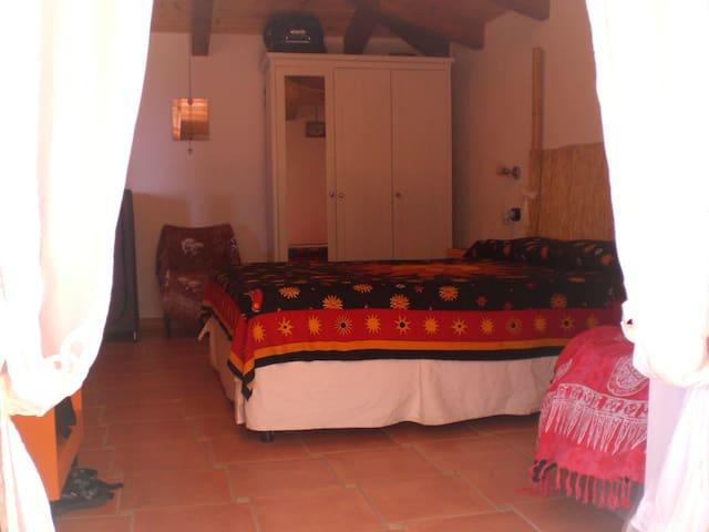 Camera 1 con climatizzatore