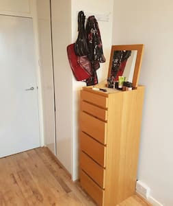 LOVELY DOUBLE ROOM CLOSE BATTERSEA PARK - Apartemen