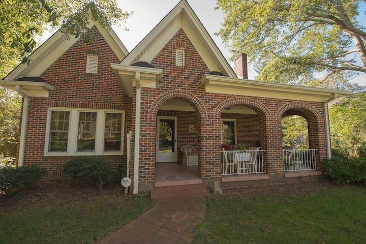 Charming brick 1030s home