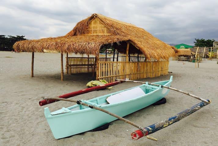 Zambales Fisherman's Hut - San Narciso - Baraka
