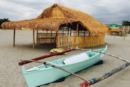 Zambales Fisherman's Hut - San Narciso