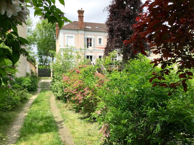 APPART 90M2 - 6 Pers (8)  GD JARDIN