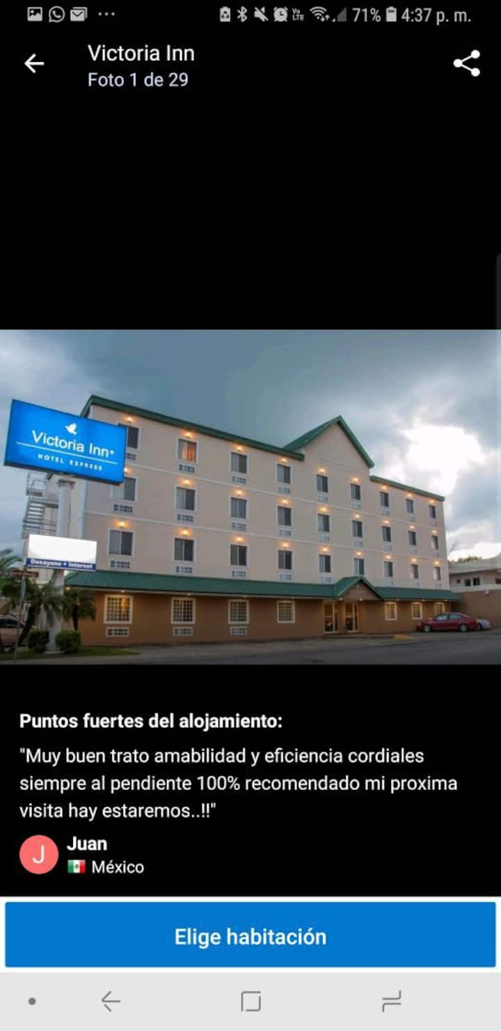 Hotel Victoria Inn Area 2