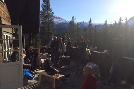 Brudis ski lodge, facebookpage - Hemsedal - 별장/타운하우스