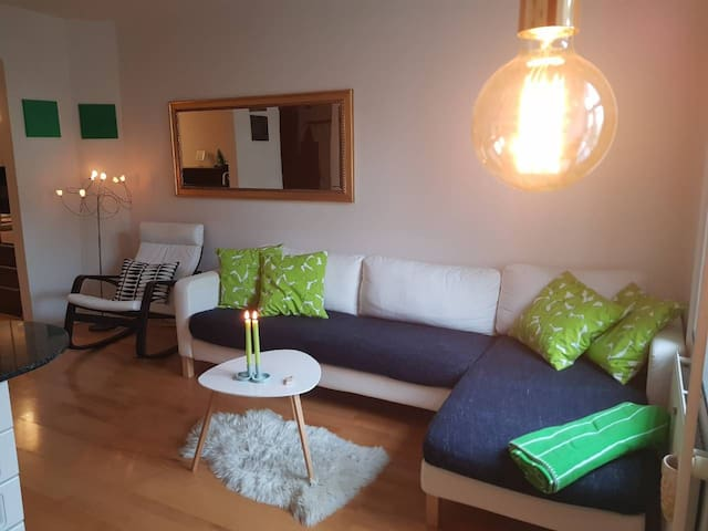 Central Apartment by the Lakes at Norrebro!