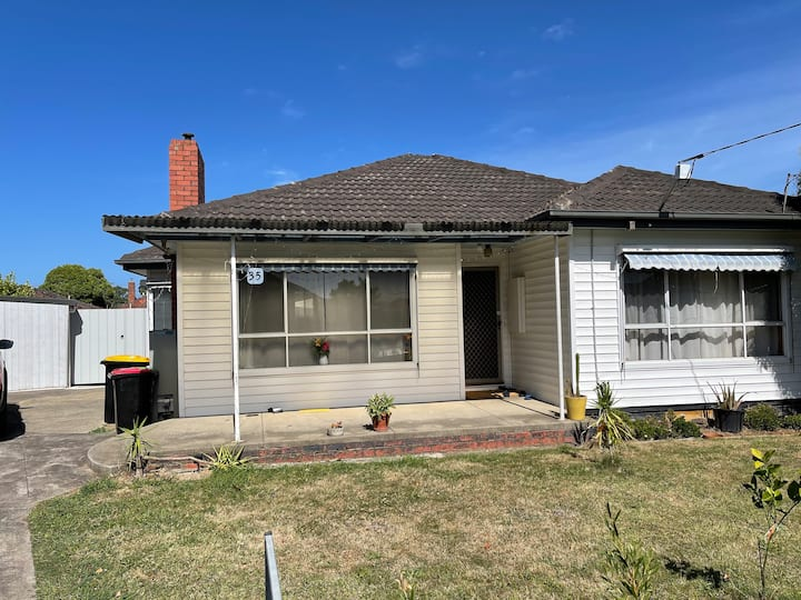 House in quiet Suburb, close to all amenities