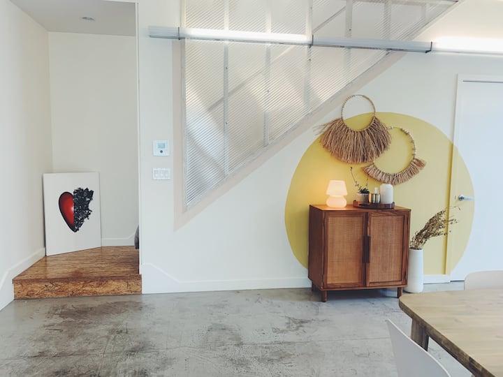 Oakland Artist Live-Work Loft