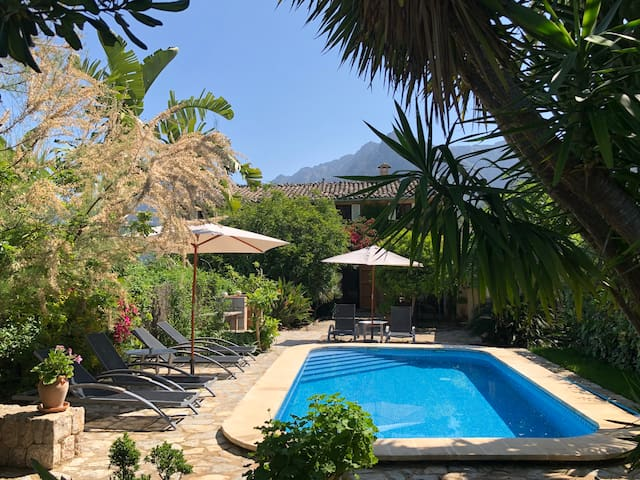 Charming traditional Majorcan villa in Soller