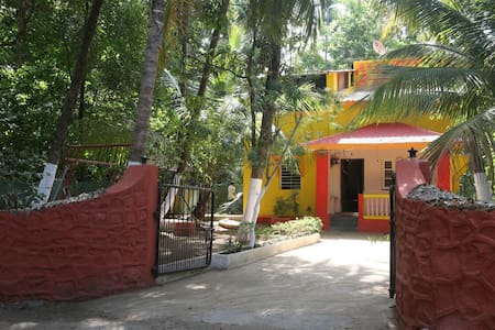 Peaceful and Calm Bungalow in Nagaon Alibaug - Appartamento