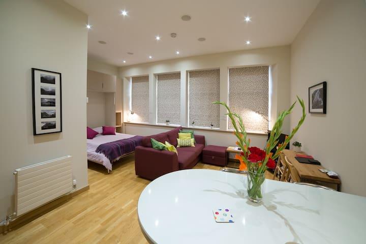 Harmony Studio Apartment - safe environment