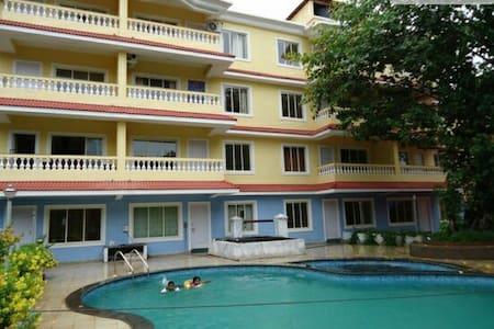 Feel like Home Stay at Anjuna Goa - 安朱納 - 公寓