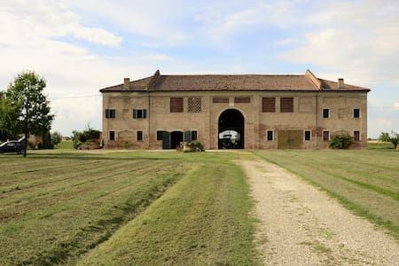 Country House - beauty, peace and essentiality - Provincia di Ferrara - บ้าน