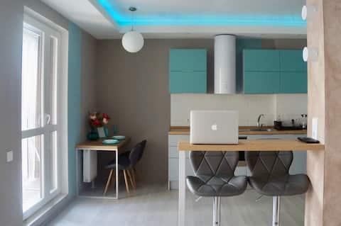 Fresh cozy apartment in Minsk center!