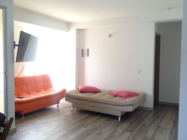 Beautiful apartment in Santafé de Antioquia - Santa Fe de Antioquia - Leilighet