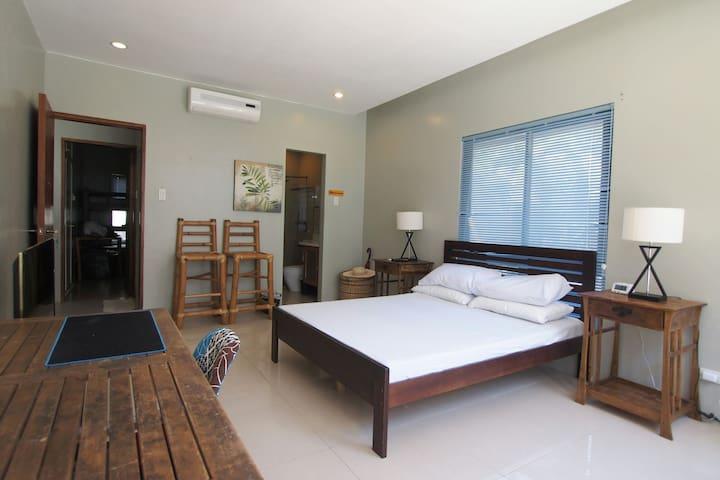 位于长滩S1的带泳池的家庭公寓 - Malay - Apartamento