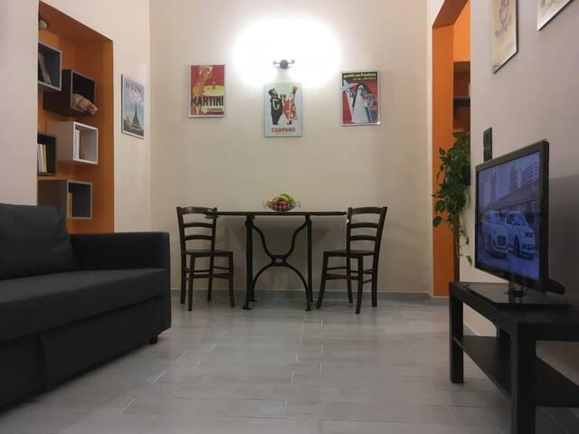 I Portici, appartamento in pieno centro