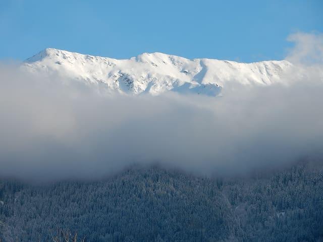 Gîte en plein cœur de la Savoie
